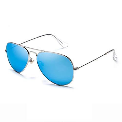 CXLYJ Sonnenbrille Herren Pilot polarisiert Herren Pilot Unisex UV400 Schutz