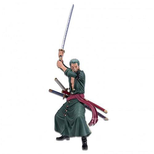 Banpresto 37717 - One Piece Zoro Anime Figure, Swordsman