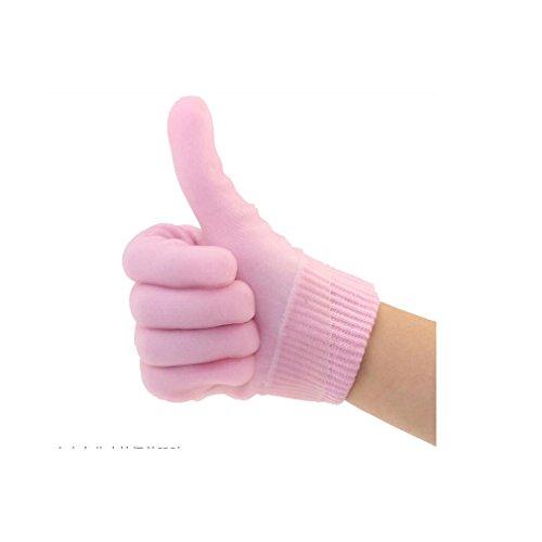 Owfeel Une paire de gants Hydratant Beauté Santé Spa Skin Care Therapy Traitement rose