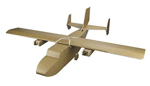 Graupner FT4127 Transportflugzeug Guinea Speed Build Kit