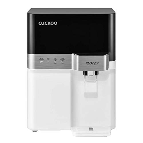 Cuckoo Dew Pond Eco Ro Water Purifier (Silver)