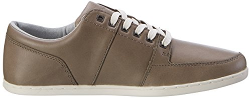 Boxfresh - Spencer Icn Lea Mgry/Grif Gry, Sneaker Uomo Grigio