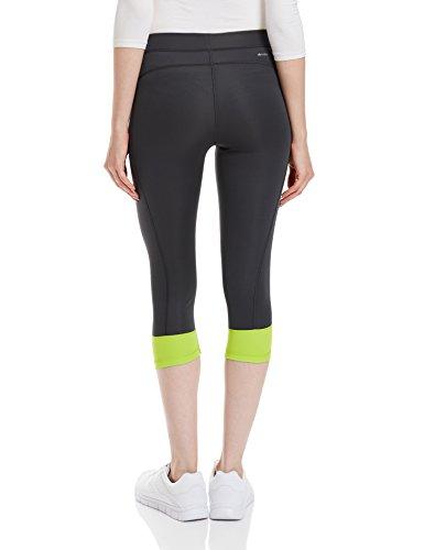 adidas AJ2261 Pantalon Femme Gris/Vert