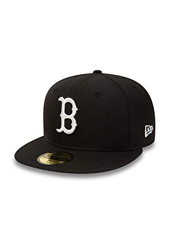 New Era Boston Red Sox Cap League Basic Black / White - 7 - 56cm