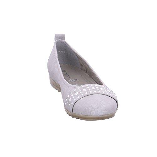 Jenny 22-53330-76, Bailarinas Grau Mujer
