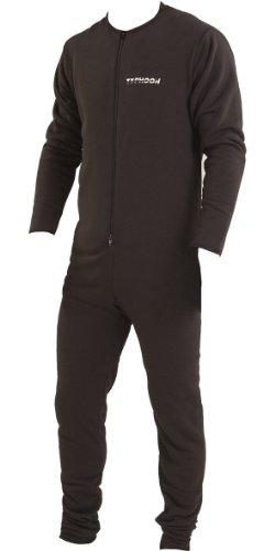 Typhoon Drysuit Underfleece Black 200101 Sizes - Large