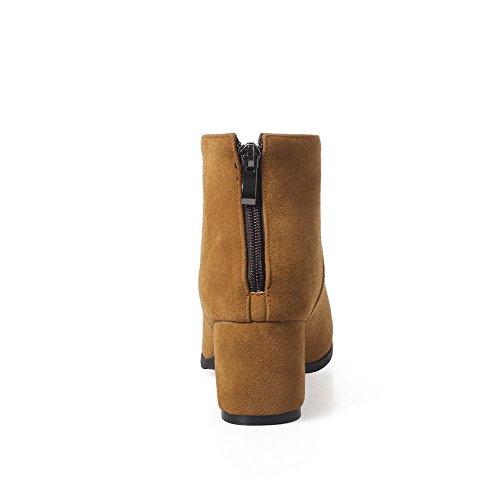 Balamasa Balamasaabl10130 - Sandales Compensées Camel Pour Femme