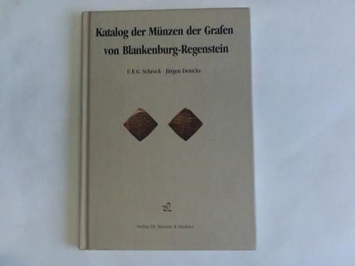 Münzkatalog der Grafen von Blankenburg-Regenstein
