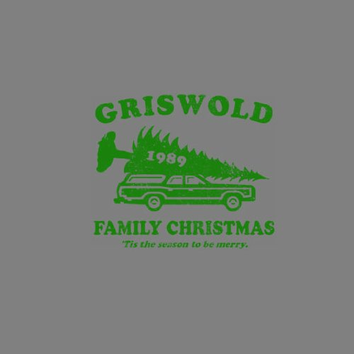 Planet Nerd - Griswold Family Christmas - Herren T-Shirt Orange