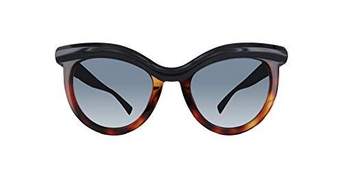Max Mara Mmgrace-8Vg-51 Damen Sonnenbrille, Braun, 51