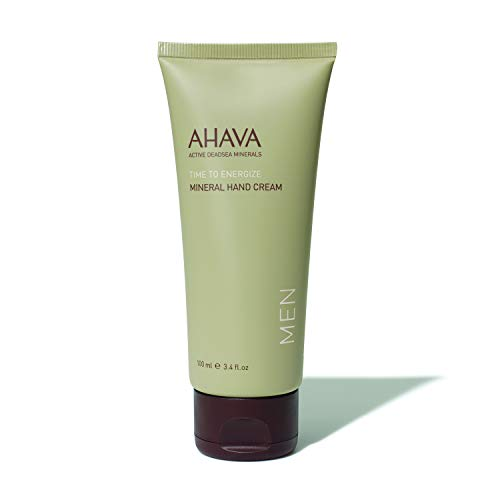 AHAVA Men's Skin Care Mineral Hand Cream