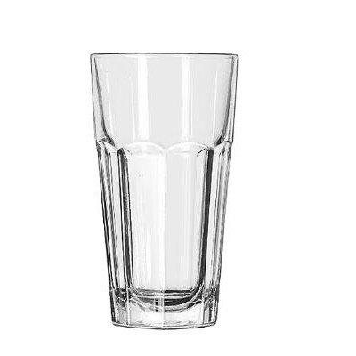 Libbey 15235 Gibraltar Duratuff 12 Oz Cooler Glass - 36 / CS