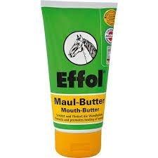 Effol Maul-Butter® Apfel für ein butterweiches Pferdemaul sorgt für mehr Zufriedenheit beim Pferd und erhöht somit die Reitqualität 150 ml