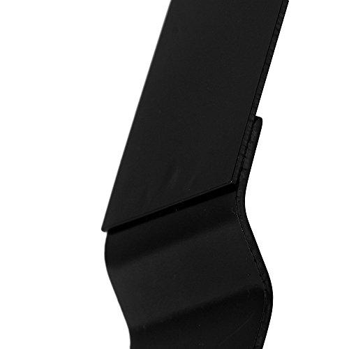 cnbtr 32x 40mm schwarz kohlenstoffreicher Stahl und M42HSS Universal oszillierendes Sägeblatt Multi Tools Set 50Stück