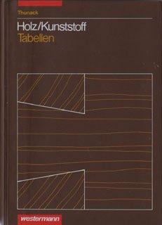 Holz/Kunststoff Tabellen