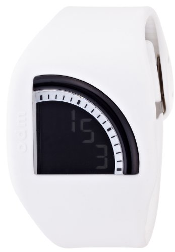 odm-quadtime-unisex-quartz-watch-with-lcd-dial-digital-display-and-white-silicone-strap-dd128-7