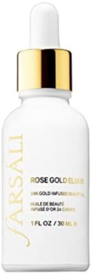 Farsali Rose Gold Elixir Radiating Moisturizer, 30 ml