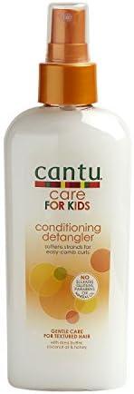 Cantu Care For Kids Conditioning Detangle, 6 fl. oz.