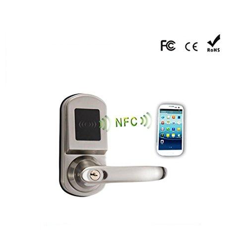 Smart Home téléphone verrouillage à distance Bluetooth capteurs intelligents Vous pouvez verrouiller la serrure électronique de verrouillage du téléphone