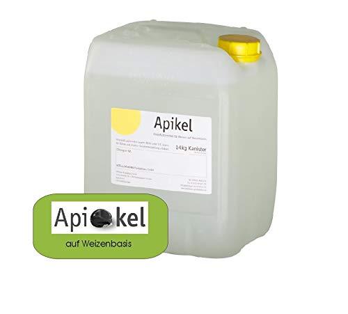 APIKEL Plus Invert Sirup 14 kg im Kanister Flüssiges Bienenfutter Futter für Bienen Bienensirup Imker