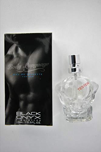 Parfume Body Language pour homme 15 ml Vaporisateur