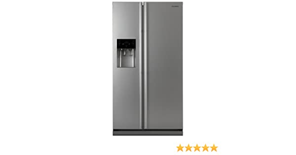 Amerikanischer Kühlschrank Höhe : Samsung rs h utpe side by side kühlschrank a cm höhe