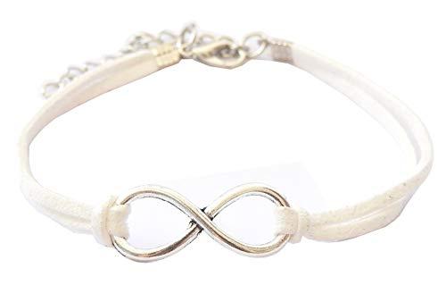 Inception Pro Infinite (Weißes) Armband Mit Infinity-Symbol