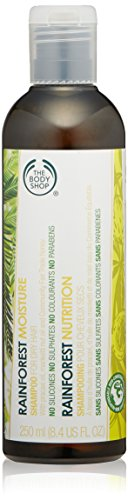 The Body Shop Rainforest Moisture Shampoo for Dry Hair, 250ml