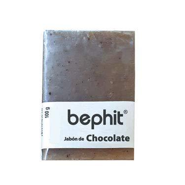JABÓN ARTESANO CHOCOLATE BEPHIT - 100 g