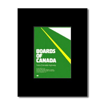 boards-of-canada-trans-canada-highway-matted-mini-poster-135x10cm