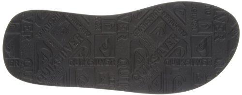 Quiksilver ABYSS M SNDL XSSK EQYL100003-XSSK Herren Dusch- & Badeschuhe Grau (Grey/Grey/Black)