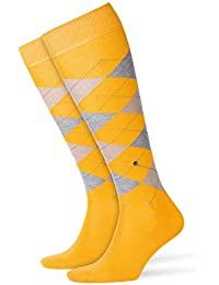 125209b4aa5 Amazon.co.uk  Yellow - Knee-High Socks   Socks  Clothing
