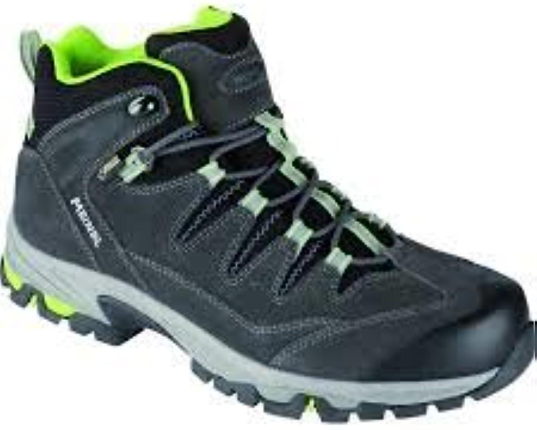Meindl botas para hombre OVARO GTX, Kl.: a, colour amarillo/gris lemon/anthrazit Talla:46,5