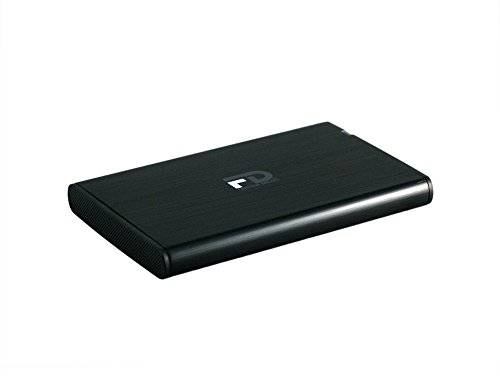 Fantom Drives PS4 External Hard Drive 2TB Cool and Quiet Rugged Aluminum - USB 3.0 - Thin and Sleek to Look Great with PlayStation 4, PS4 Slim, and PS4 Pro. Great with Patch 4.50+.