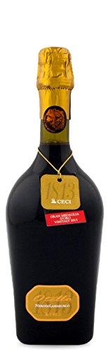 Cantine Ceci - Vino Otello 1813 Nerodilambrusco - 2015-1 Bottiglia da 75 cl