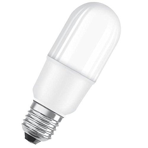 Classic Stick (Osram LED Star Classic Stick, mit E27 Sockel, Nicht Dimmbar, Ersetzt 77 Watt, Warmweiß - 2700 Kelvin, 1er Pack)
