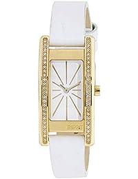 (Renewed) Esprit Analog White Dial Womens Watch - ES106172004#CR
