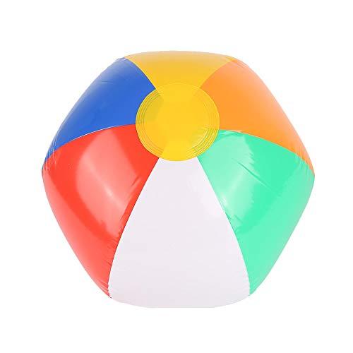 Wasserball-zubehör (Kollektives Partyspiel Farbige aufblasbare Wasserbälle Schwimmbad Ferien Spiel Sommer Kinder Spielzeug Party Spielzeug Geburtstag Gefälligkeiten Geeignet für Jede Party)