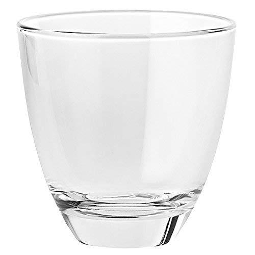 BARSKI europäischen Glas-Double Old Fashioned Tumbler-Einzigartige-Set von 6-12Oz-Made in Europe 12 Double Old Fashioned Gläser