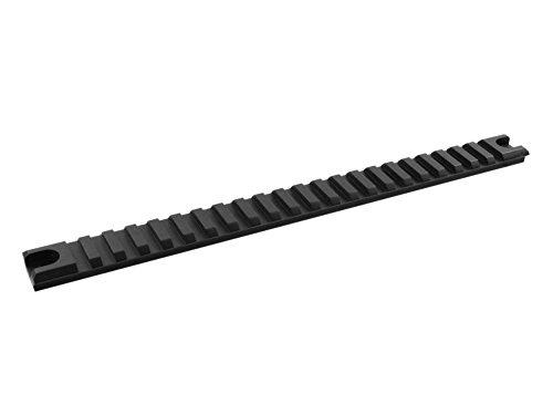 nny Rail / Schiene, CNC gefräst, extra lang - 237mm - (Paintball-schiene)