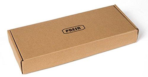 Presa 409-50 Heavy Duty Metal Peg Board Shelving Hooks, 8-Inch, 50-Pack