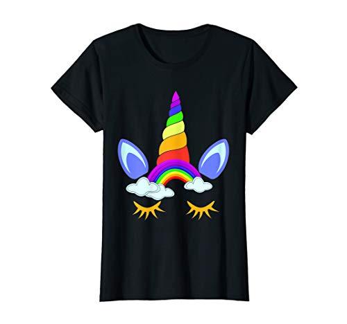 Fantasy Einhorn Kostüm Geschenk Verkleidung Party Parade Fun T-Shirt (Fantasy Einhorn Kostüm)
