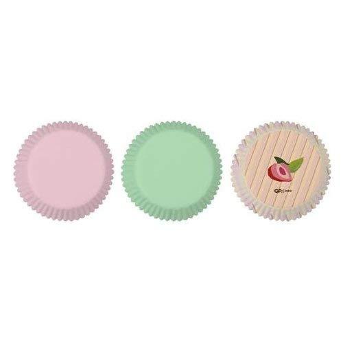 GPANDME Muffin coloré Ensemble de Tasses, Papier, Assortis, 30 x 4.5 x 30 cm
