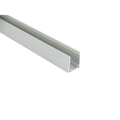 Eurolite - Led neon flex anodizado de aluminio de 4 millones de canal