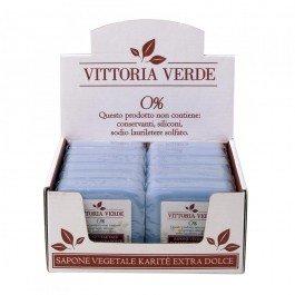 Sapone vegetale al Karitè extra dolce oliva-lavanda