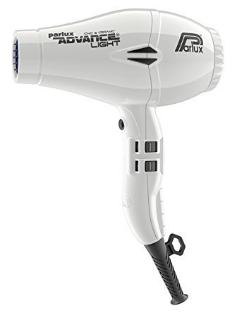 Parlux Advance Light Ionic and Ceramic Dryer - White