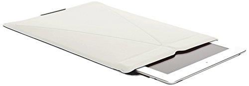 TrekStor SmartBag M (multifunktionale Tablet-Schutzhülle mit magnetischem Verschluß) creme