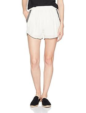 Vila Vilomano Shorts Gv, Pantalones Cortos para Mujer