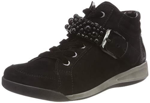 ara ROM, Damen Hohe Sneaker, Schwarz (Schwarz 06), 39 EU (6 UK)