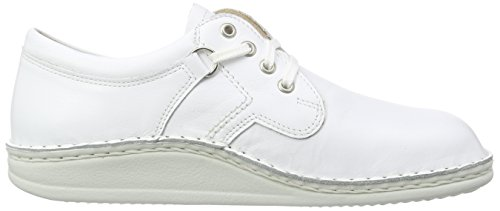 Homme À Lacets Finncomfort Bianca Bianco Derby nappa Blanc Vaasa wEIPAqf